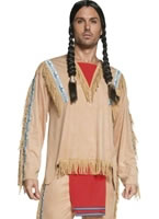 Adult Indian Chief Costume [36160]