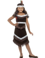 Indian Girl Childrens Costume [41096]