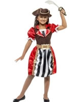 Child Pirate Captain Costume [41094]