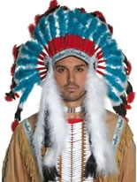 Indian Headdress [36150]