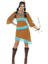 Indian Princess Costume