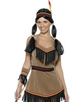Adult Indian Woman Costume  sc 1 st  Fancy Dress Ball & Cowgirl Fancy Dress Costumes Cowgirl Fancy Dress Outfits u0026 Ideas