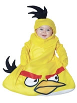Infant Angry Birds Yellow Costume [PM769768]