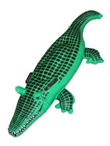 Inflatable Crocodile [29134]