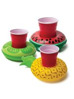 Inflatable Fruit Drink Holders