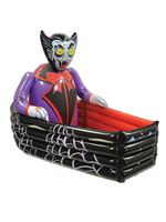 Inflatable Vampire Coffin Cooler [00019]