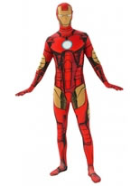 Iron Man Second Skin Costume