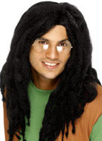Jamaican Wig Black