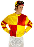 Jockey Costume [FS2387]