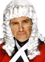 Judges Wig White [42197]