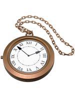 Jumbo Plastic Clock Medallion