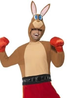 Adult Kangaroo Boxer Costume