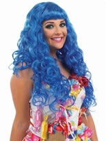 Adult Pop Sweetie Katy Perry Wig