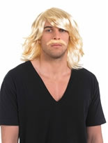 Keith Lemon Wig and Moustache