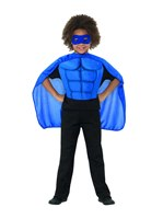 Kids Blue Superhero Kit