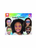 Kids Five Character Makeup Kit