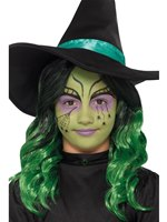 Kids Halloween Witch Make up Kit
