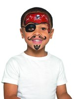 Kids Pirate Makeup Kit