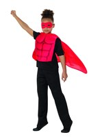 Kids Red Superhero Kit