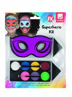Kids Superhero Makeup Kit [50779]