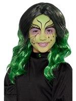 Kids Witch Wig [49120]
