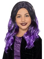 Kids Witch Wig [49128]