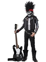 Child Dead Man Rockin' Costume