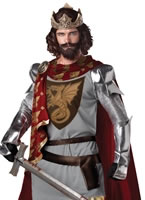 Adult King Arthur Costume [01234]