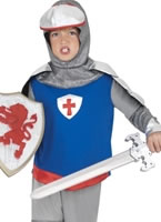 Knight Childrens Costume
