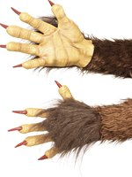 Krampus Demon Gloves [47077]