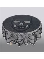 Lace Skull Round Tablecover [570011]