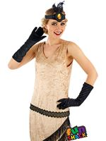 Ladies 20's Charleston Girl Costume