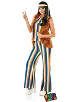 Ladies 60's Hippie Singer Costume [FS4332]