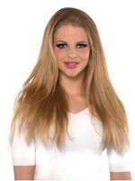 Ladies Blonde Clip in Volumiser
