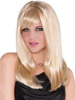 Ladies Blonde Stunning Starlet Wig