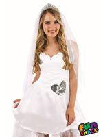 Ladies Bride Costume [FS4325]