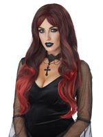 Ladies Colour Bleed Wig