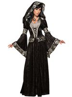 Ladies Dark Sorceress Costume [AC79011]