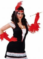 Adult Ladies Deluxe Charleston Costume