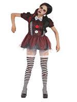 Ladies Doll Dress Costume