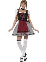 Ladies Flirty Fraulein Bavarian Costume