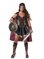 Ladies Glorious Gladiator Costume [01433]
