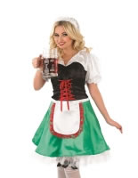 Adult Sexy Bavarian Oktoberfest Costume