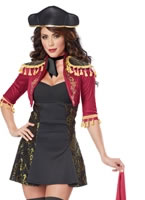 Adult Ladies Matador Costume