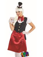 Ladies Miss Rabbit Costume [FS4347]