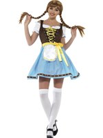 Ladies Olga Bavarian Costume