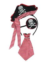 Ladies Pirate Kit