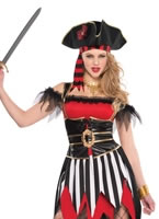 Shipwreck Beauty Pirate Costume