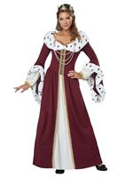 Ladies Royal Storybook Queen Costume