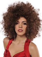 Ladies Runway Fro Wig [840348-55]